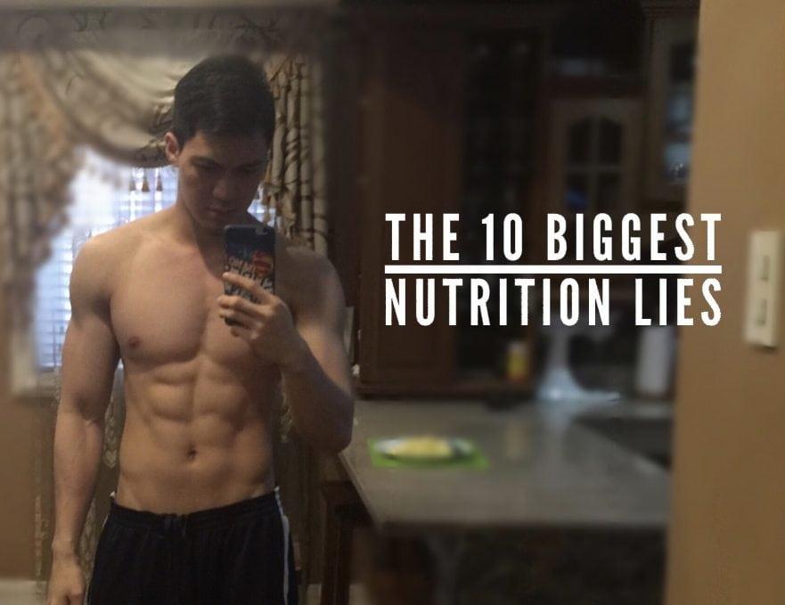 10 biggest nutrition lies