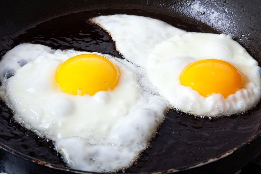 Egg yolks are not harmful