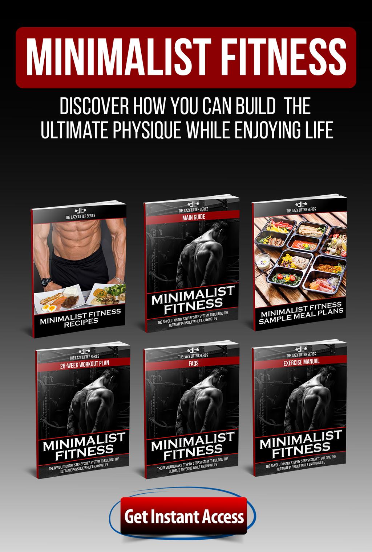 Minimalist Fitness v2 sidebar