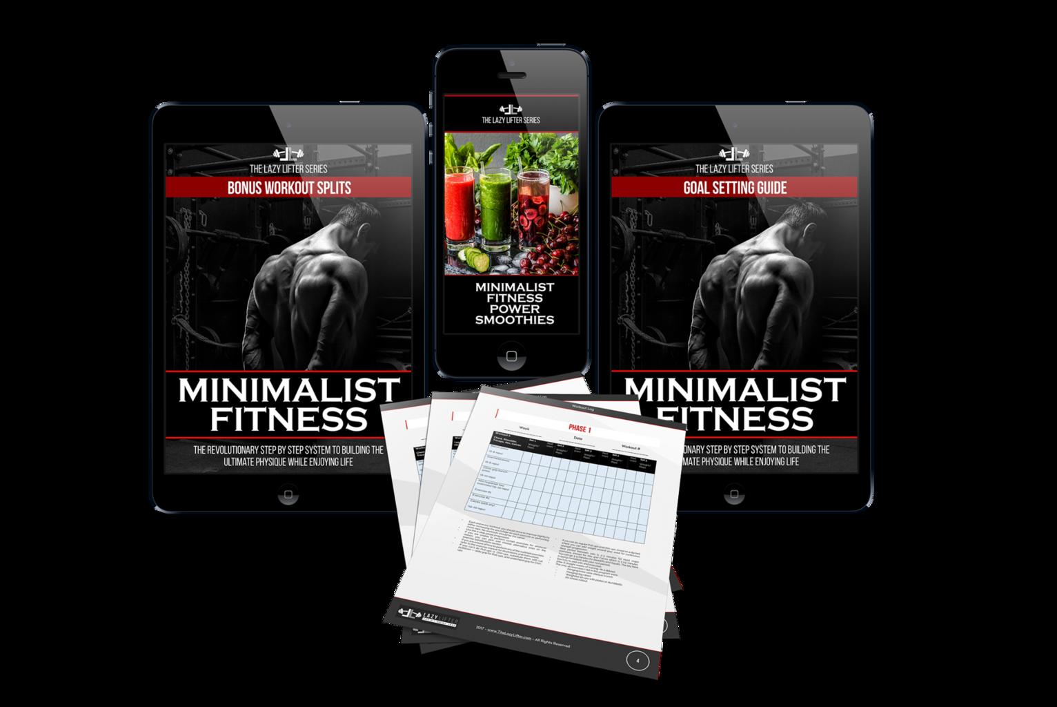 Minimalist Fitness extras