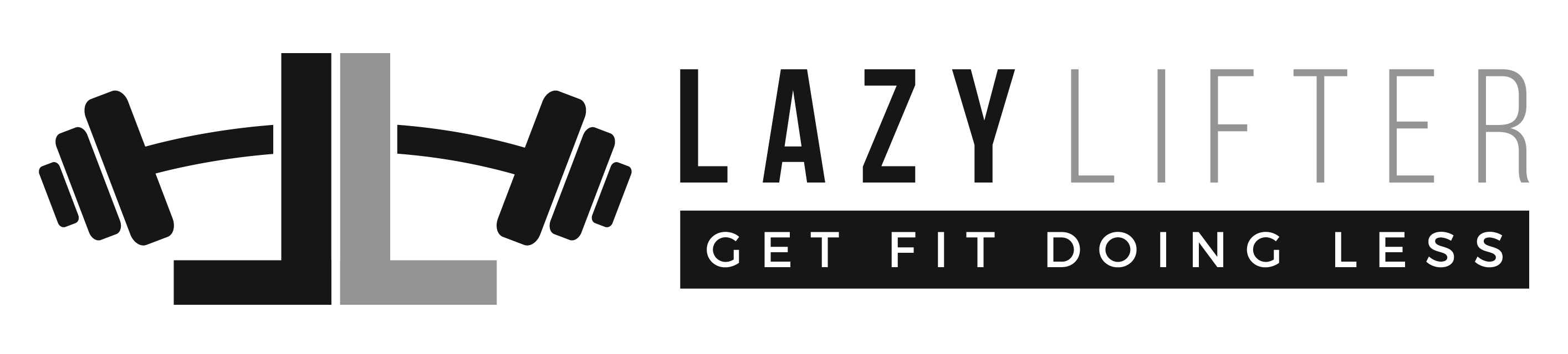 Logo of the lazy lifter