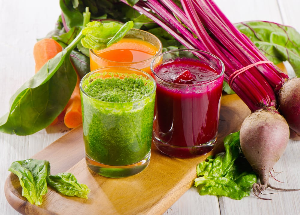 Your body is already a detox machine. You don't need to do detox