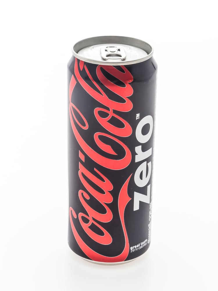Diet sodas may be bad in high amounts