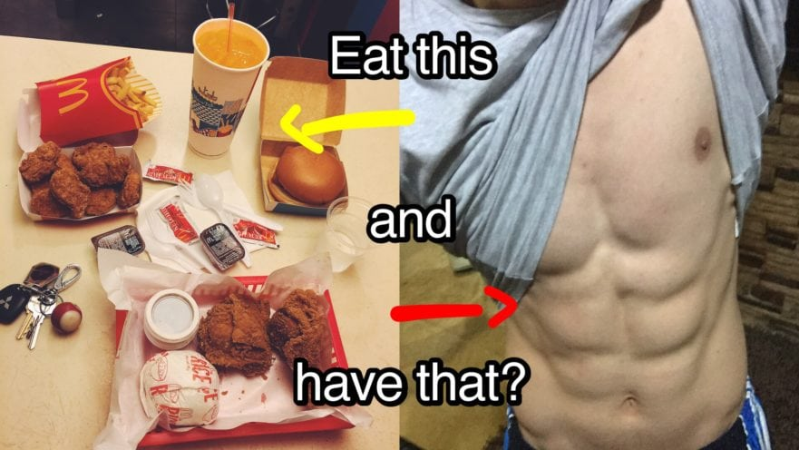Knowing the most important aspect of dieting will give you freedom to eat anything