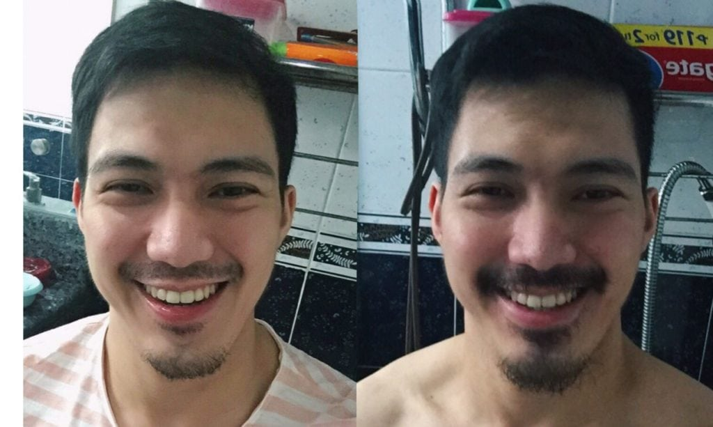 No shave November results and no shave November lessons