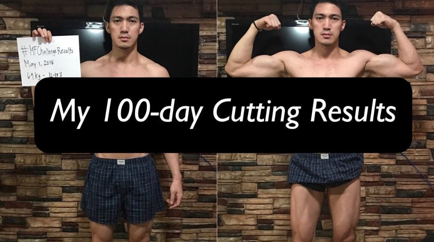 Ripped in 100 days